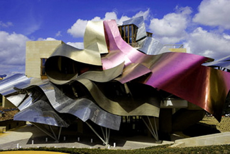 Frank Gehry Hotel